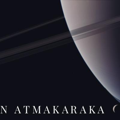 Meaning of Saturn Atmakaraka