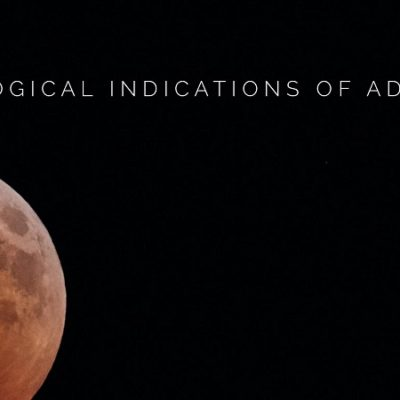Astrological indications of addiction
